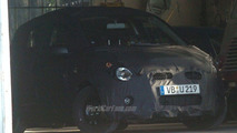 Spy Photos: Opel Agila
