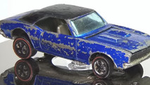 1968 Camaro Custom Hot Wheels
