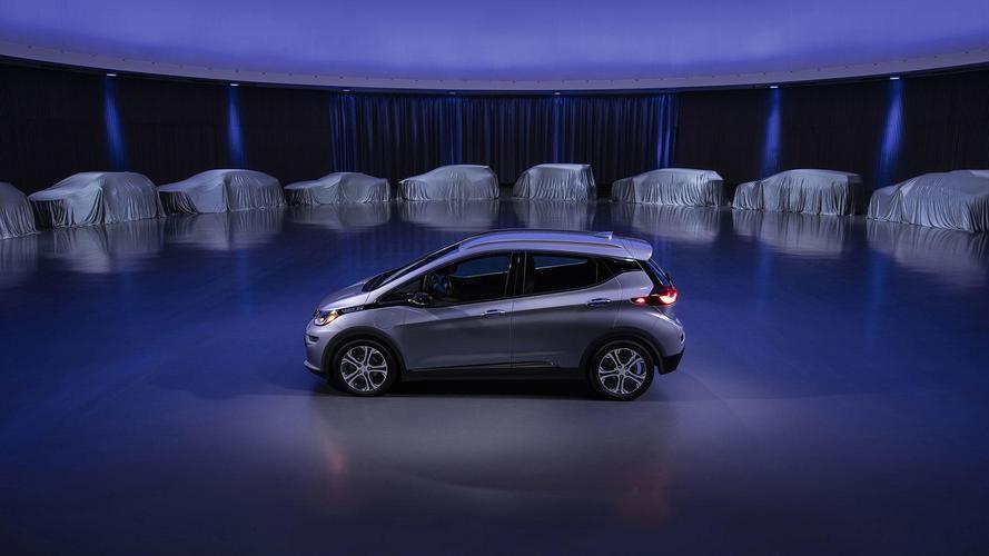 GM Electric Car Announcement