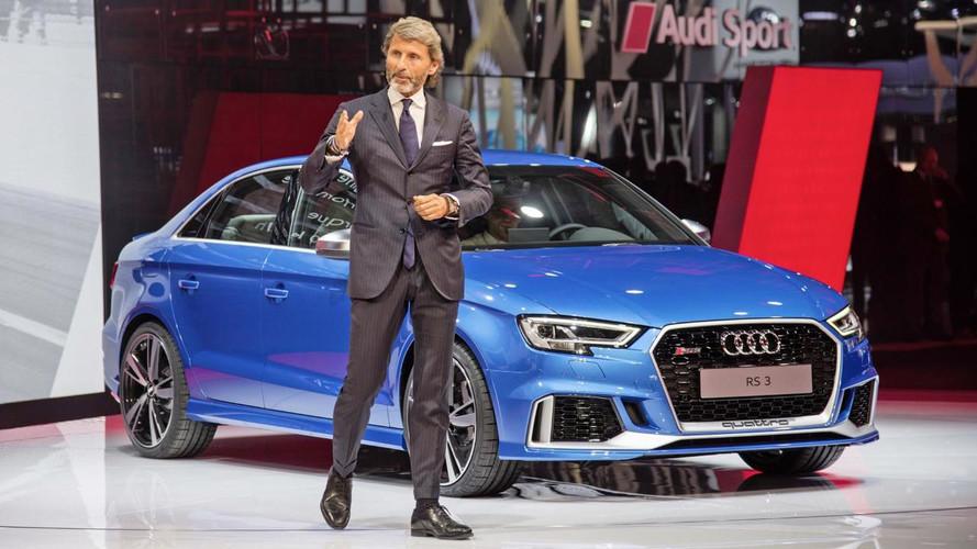 Le patron d'Audi Sport prend la direction de Bugatti