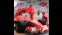 Boxenstopp - Bahrain, 2006 - Michel Comte