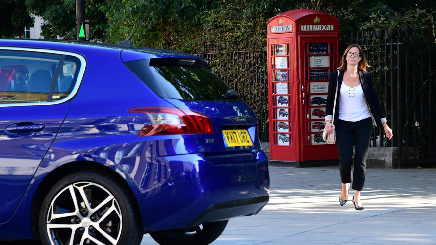 Peugeot Launches World's Smallest Dealership... In A Phone Booth
