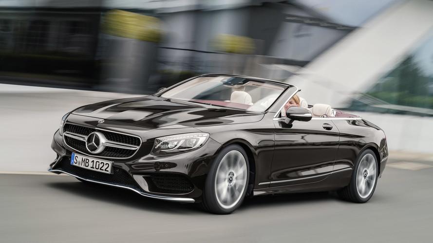 A 2018-as Mercedes S-osztály Cabriolet is megmutatta magát a nagyvilágnak