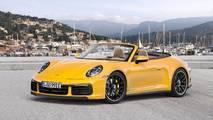 Next-Gen Porsche 911 Cabrio
