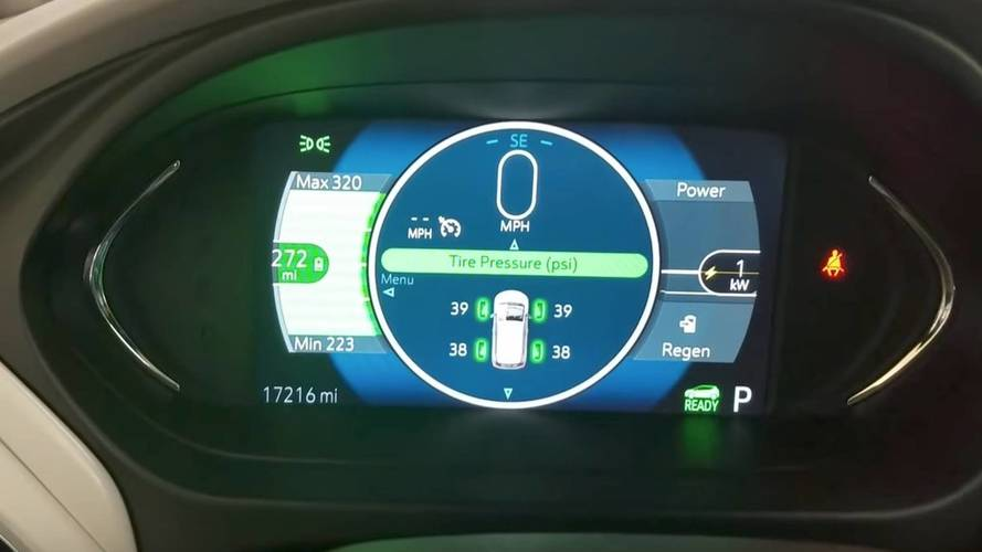 At 17,000 Miles, This Chevy Bolt Predicts 272-Mile Range