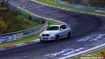 BMW X3 M 2018, capturas de un vídeo espía