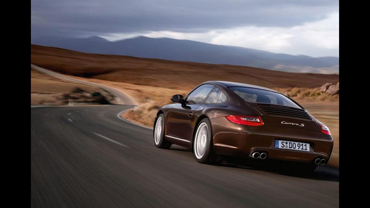 Nuove Porsche 911 Carrera e Carrera S