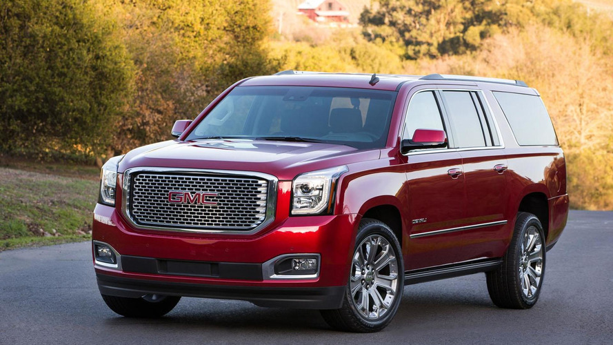 2015 GMC Yukon Denali / Yukon Denali XL updated with new tech & eight-speed transmission