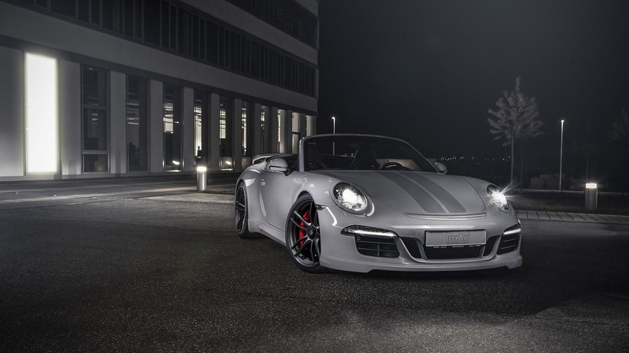 Techart unveils their new styling program for the Porsche 911 GTS