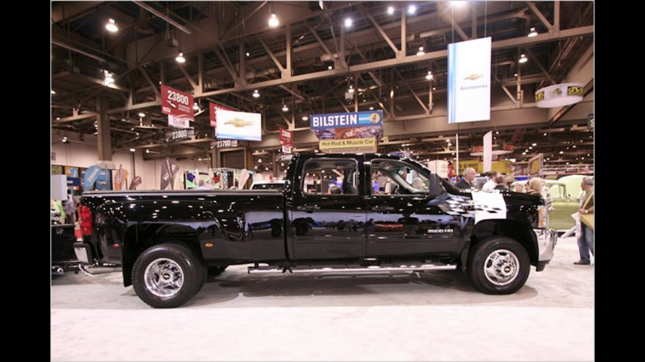 Chevrolet Silverado HD 3500