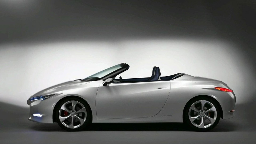 New Honda S2000 Concept Blows Cover at BIMS