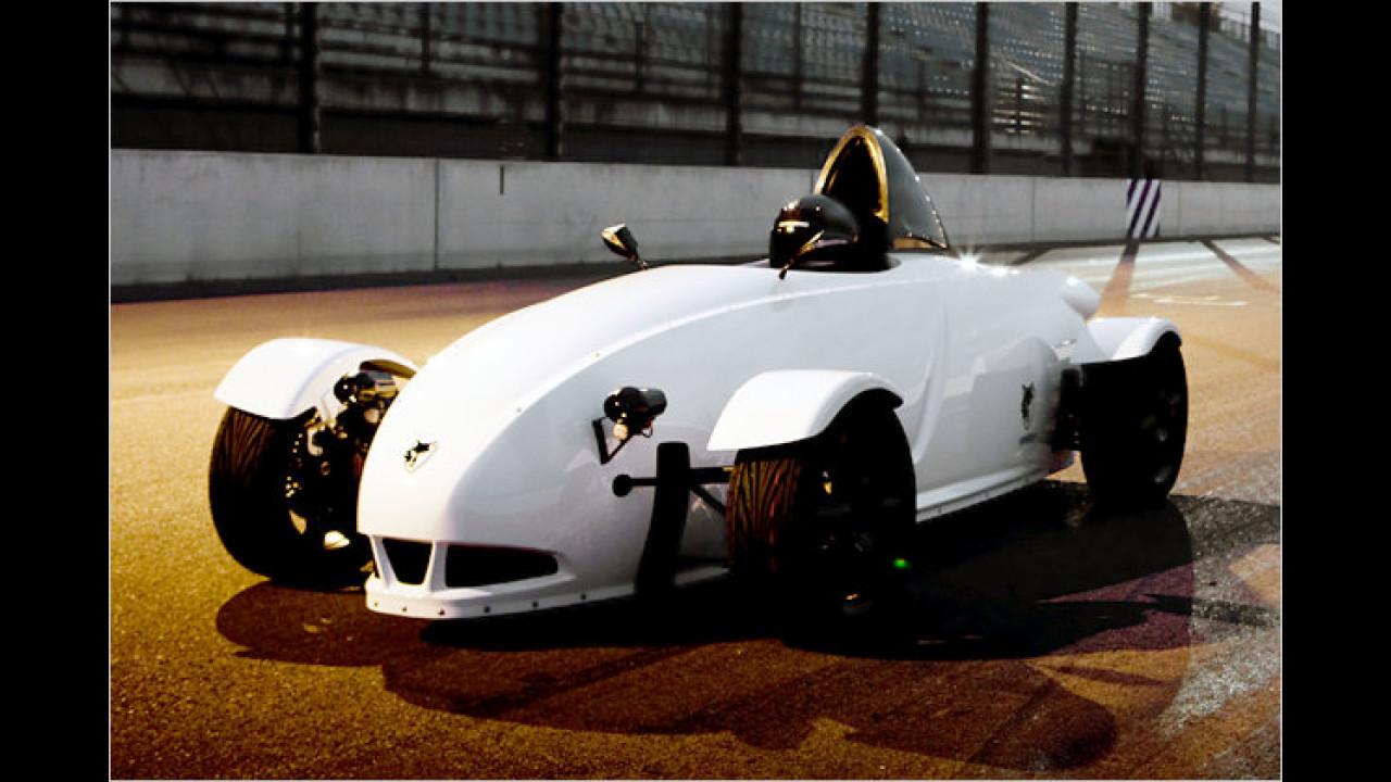 Hightech-Stromsport