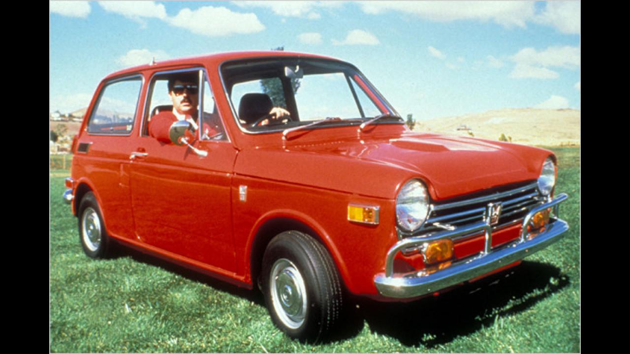 Honda N 600