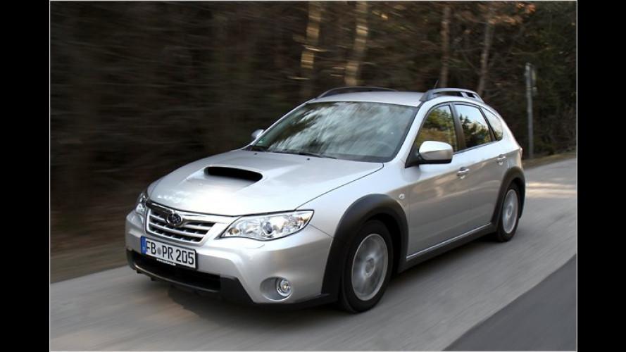 Subaru Impreza XV: Kompakter in Offroad-Verkleidung