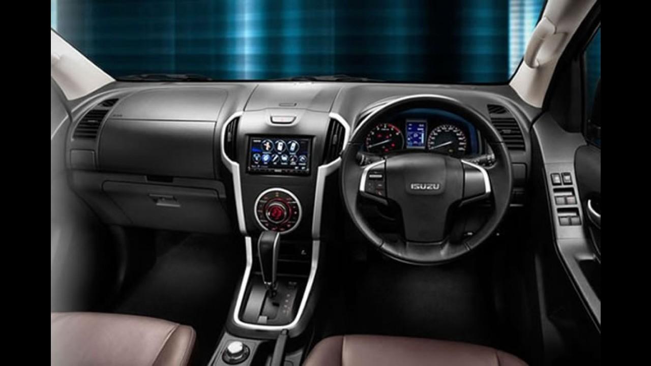 Prima da nova S10: Isuzu D-MAX chega ao Reino Unido custando o equivalente a R$ 41.650