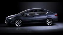 Peugeot revela primeiras imagens do sedã 408 em versão para a Europa