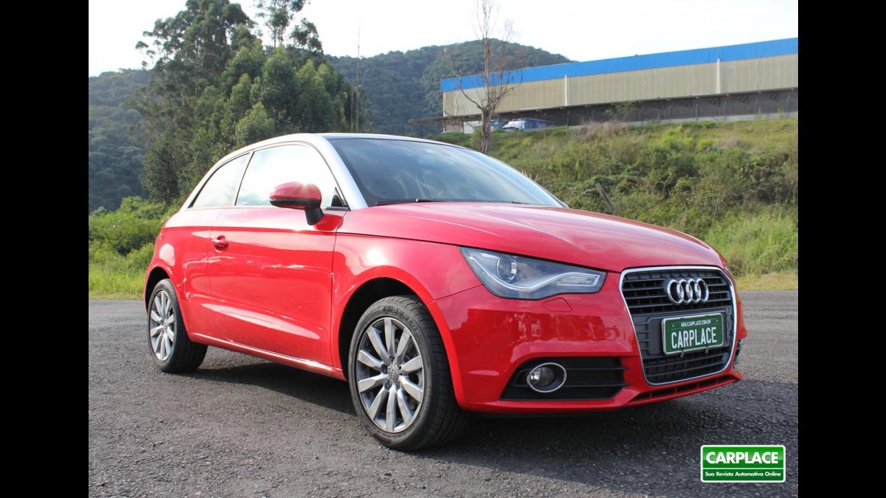 Audi emplaca mais de 90 mil carros em agosto