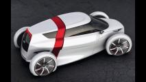 Audi confirma produção em série do elétrico Urban Concept para 2013