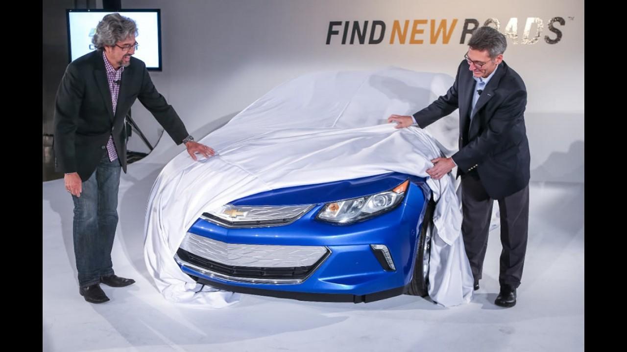 Chevrolet diz que futuros modelos terão design inspirado no Corvette C7