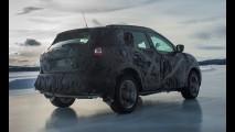 Camuflado: Nissan mostra novo Qashqai rodando em testes na Europa