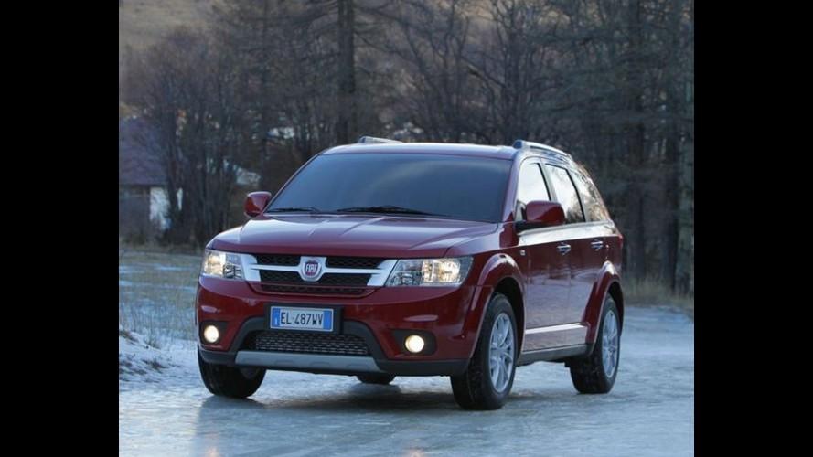 Tração Integral: Fiat Freemont AWD é lançada na Europa