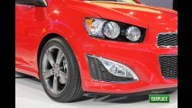 Fotos HD: Novo Chevrolet Sonic RS Turbo