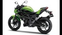 Kawasaki revela a caçula Z250SL, para uso urbano