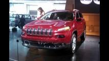 Chrysler confirma novo Jeep Cherokee no Brasil na metade do ano