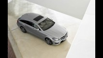 Oficial: Mercedes CLS 63 AMG Shooting Brake