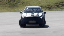 Mercedes-Benz GLA spy photo 04.10.2012 / Automedia