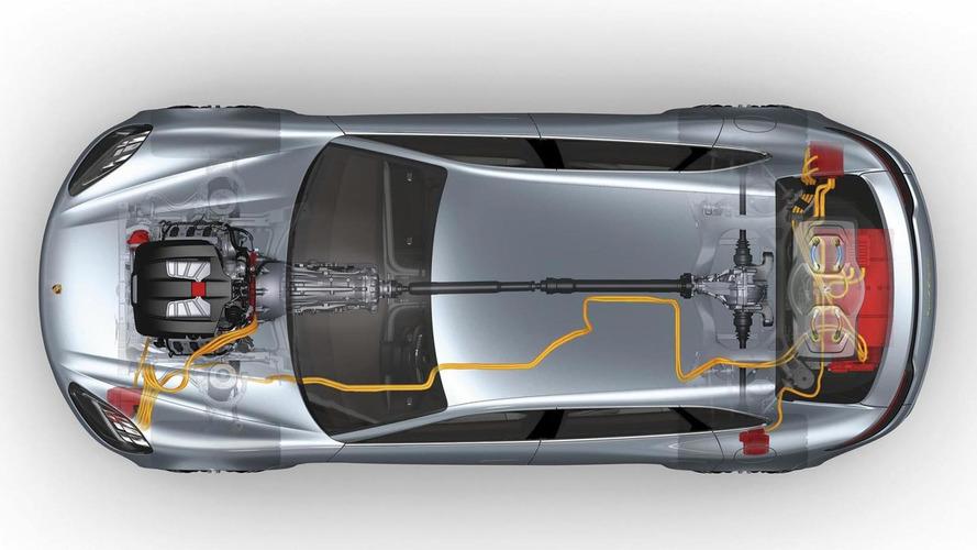 Porsche Panamera Sport Turismo Concept breaks cover [video]