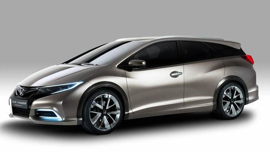 Honda Civic Tourer Type S considered - report