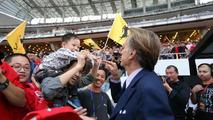 Ferrari celebrates 20 years in China [video]
