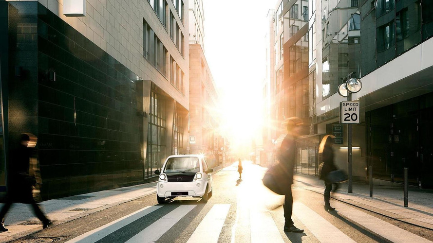 Mia-Electric vehicles headed to the UK