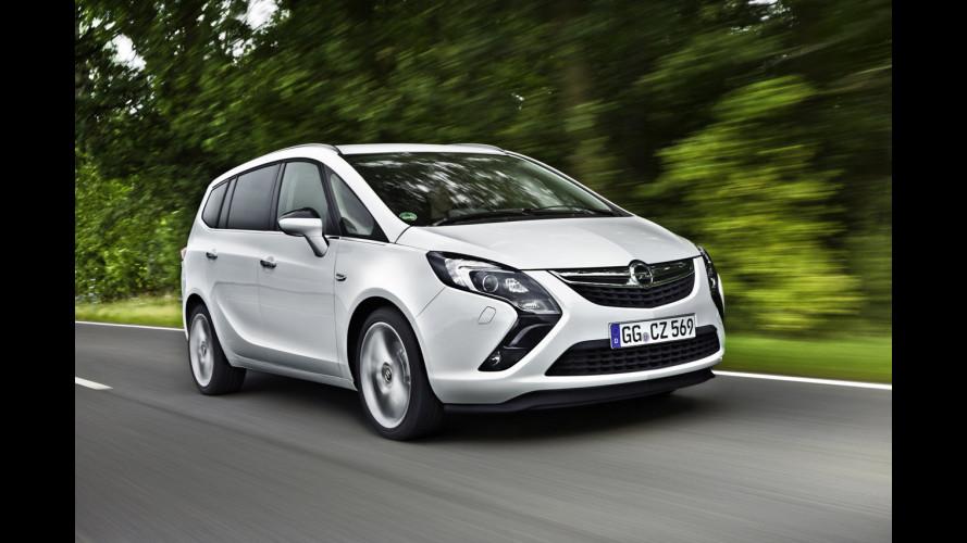 Opel Zafira TourerecoM Turbo