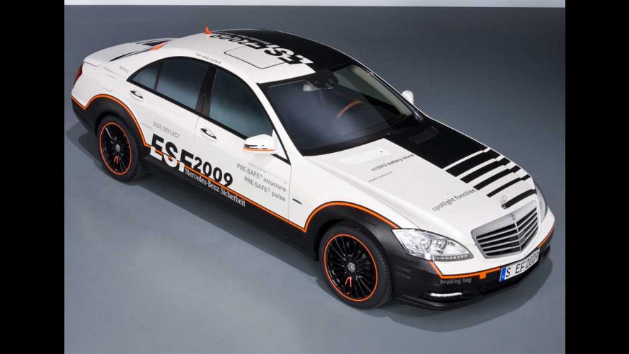 In arrivo la Mercedes ESF 2009 Concept