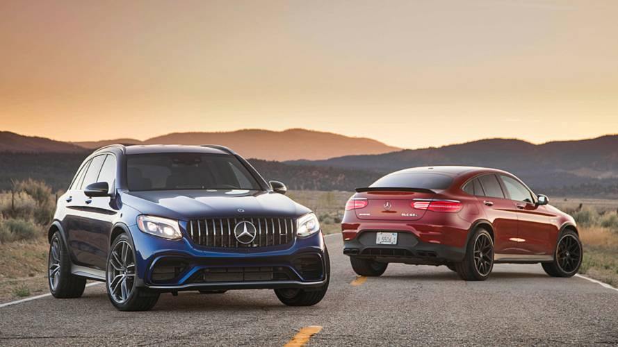 2018 Mercedes-AMG GLC 63 First Drive: Family Friendly, Fast