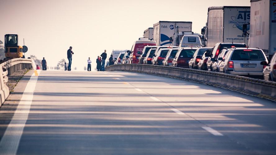 Le Brésil paralysé par une grève des transporteurs routiers