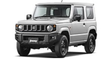 2019 Suzuki Jimny official images