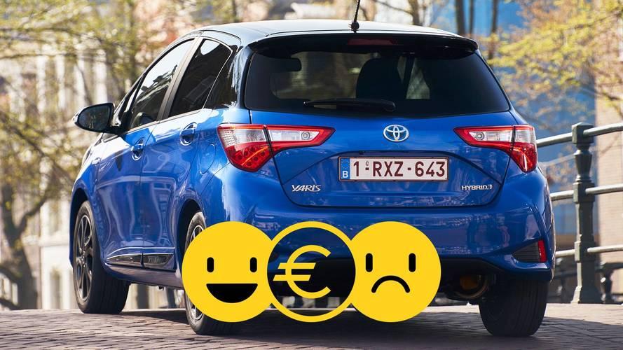 Promozione Toyota Yaris Hybrid, perché conviene e perché no