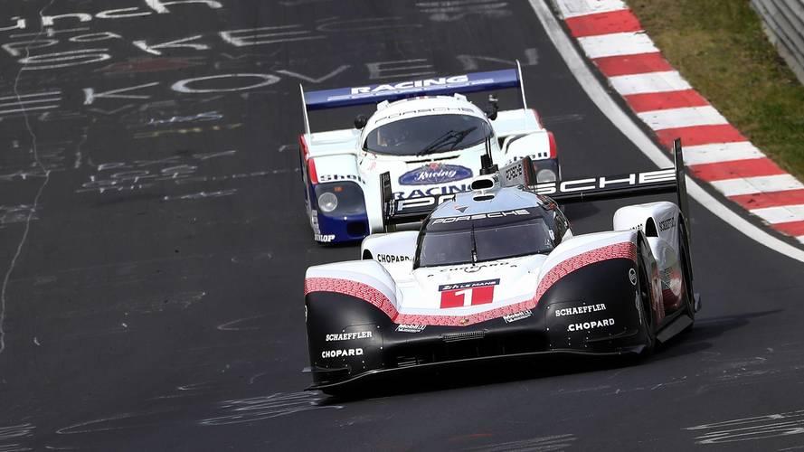 Porsche quiere batir el récord de Nürburgring-Nordschleife