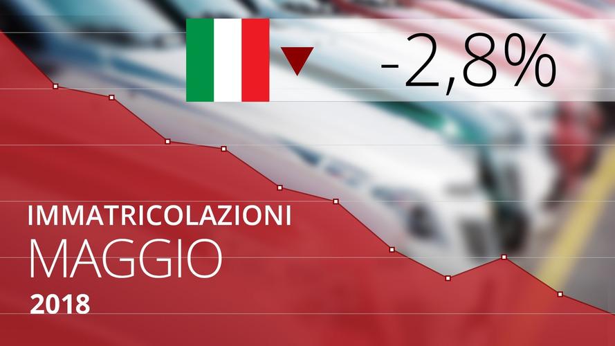 Mercato auto, gli italiani si allontanano dal diesel