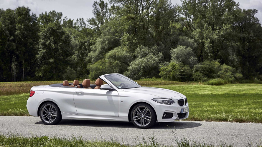 2017 bmw 2 series convertible review. Black Bedroom Furniture Sets. Home Design Ideas