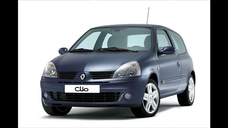 Renault: Drei schicke Sondermodelle vom Clio