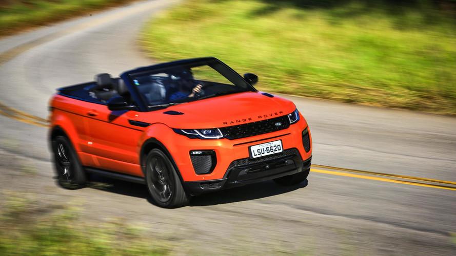 Vídeo Teste - Toda a exclusividade do Range Rover Evoque Conversível