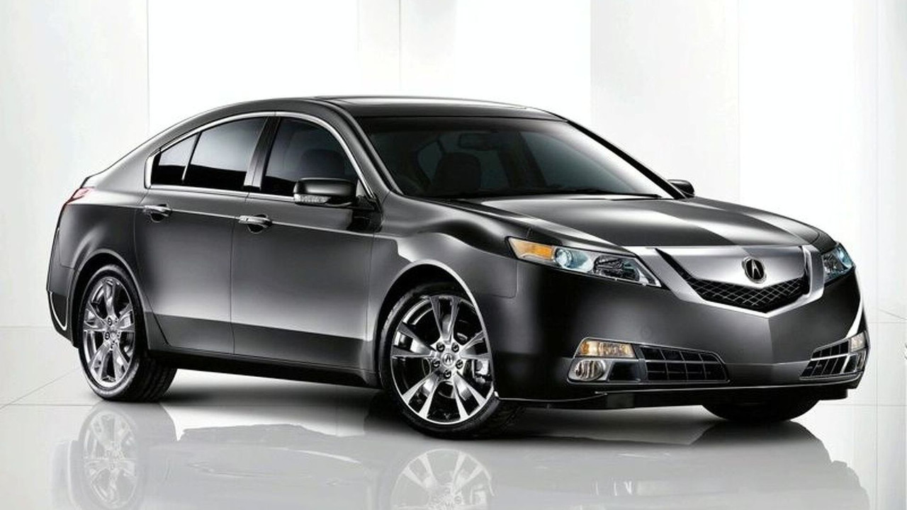 All-New 2009 Acura TL
