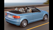 Neuer Audi mit Stoffmütze