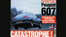 1999 - Peugeot 607