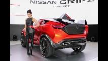 Frankfurt: arrojado, Nissan Gripz Concept pode ditar o futuro de 370Z e Juke