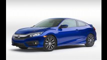 Los Angeles: novo Honda Civic Coupé 2016 se apresenta ao mundo